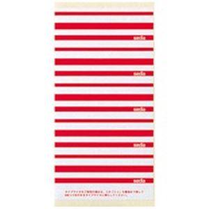 (業務用200セット) セキセイ 個別フォルダー用ラベル CL-2 赤 ×200セット