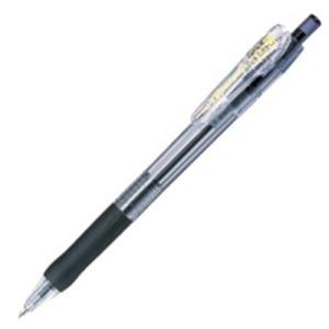 (業務用300セット) ゼブラ ZEBRA ボールペン タプリクリップ 1.0 BNB5-BK 黒 ×300セット