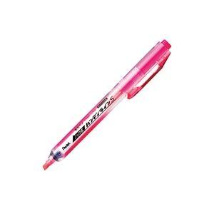 (業務用30セット) ぺんてる 蛍光ハンディラインS ピンクSXNS15-P 10本 ×30セット