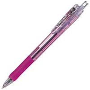 (業務用300セット) ゼブラ ZEBRA ボールペン タプリクリップ 0.7 BN5-P 桃 ×300セット