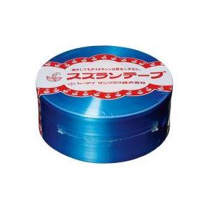 (業務用100セット) CIサンプラス スズランテープ 24202014 470m 青 ×100セット