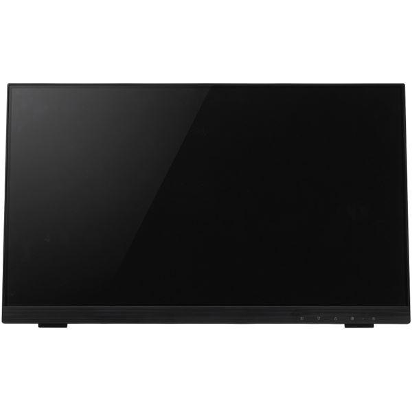 グリーンハウス 21.5型タッチパネルLED液晶ディスプレイ 静電容量式10点タッチ HDMI ブラック GH-LCT22C-BK