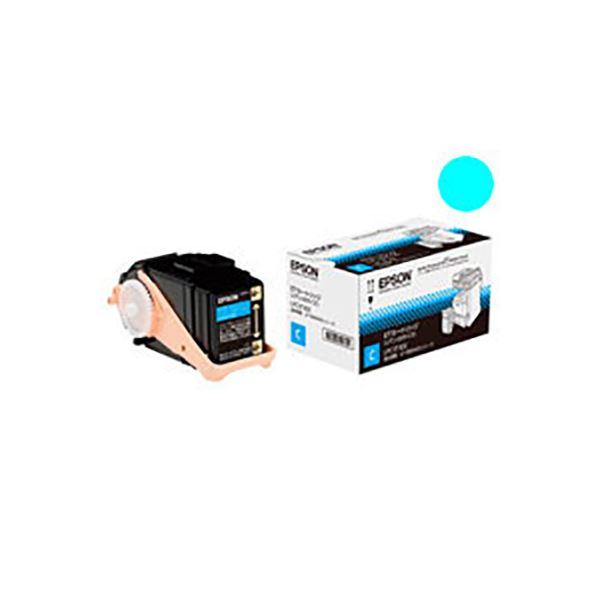 (業務用3セット) 【純正品】 EPSON エプソン インクカートリッジ/トナーカートリッジ 【LPC3T30C シアン】 Sサイズ ETカートリッジ