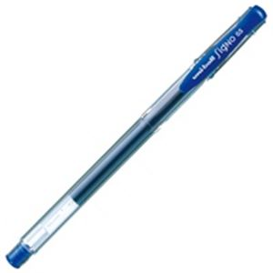 (業務用500セット) 三菱鉛筆 シグノエコライター 0.5mm UM-100EW.33 青 【×500セット】