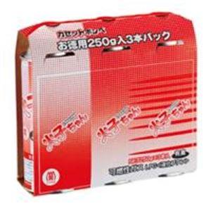 (業務用80セット) TTS カセットボンベ 火子ちゃん 3本入 【×80セット】