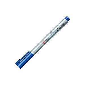 (業務用300セット) 寺西化学工業 ラッションサインペン 青 MRSS-T3 ×300セット