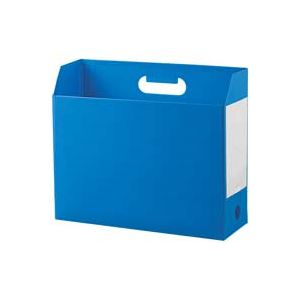 (業務用100セット) セキセイ アドワンボックスF AD-2651-10 ブルー ×100セット