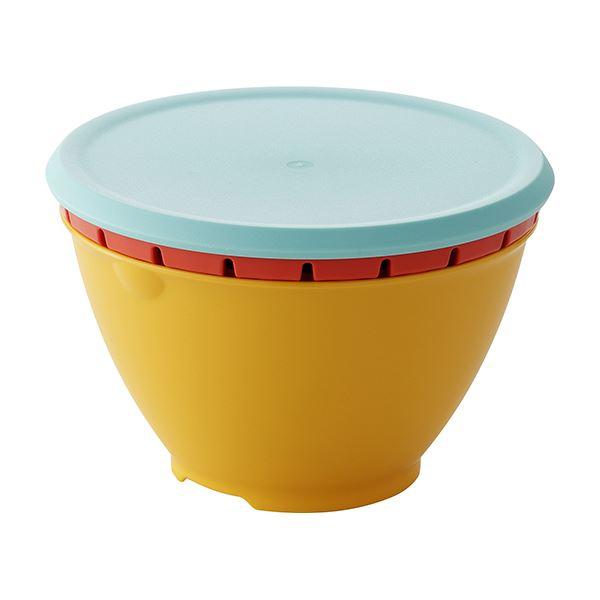 【45セット】 ボール・コランダーセット/調理器具 【Sサイズ リベラル】 材質:PP 『リベラリスタ』【代引不可】