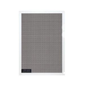 (業務用5セット) プラス カモフラージュホルダー A4 透明 100冊 【×5セット】