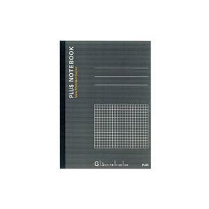 (業務用500セット) プラス ノートブック NO-003GS B5 方眼罫 【×500セット】