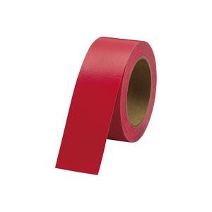 (業務用100セット) ジョインテックス カラー布テープ赤 1巻 B340J-R ×100セット