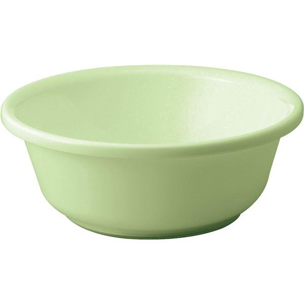 【40セット】 シンプル 風呂桶/湯桶 【脚ゴム付き パステルグリーン】 27×10.2cm 材質:PP 『HOME&HOME』【代引不可】