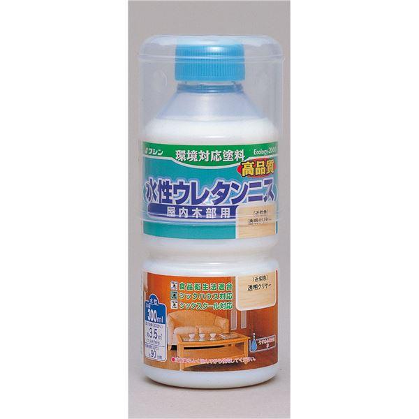 (まとめ)アーテック 水性ウレタンニス 透明クリアー 300ml 【×5セット】