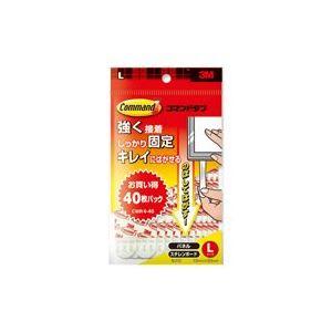 (業務用30セット) スリーエム 3M コマンドタブ CMR4-40 Lサイズ 40枚 ×30セット