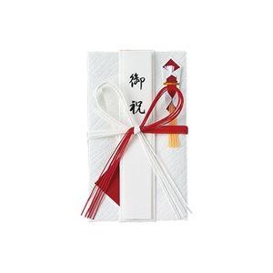 (業務用100セット) ながとや 特撰金封 キ-P921 檀紙花結び ×100セット