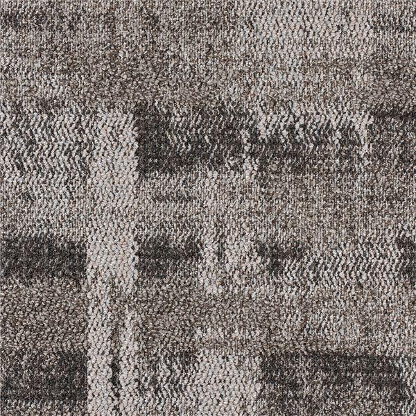 業務用 タイルカーペット 【ID-4204 50cm×50cm 16枚セット】 日本製 防炎 制電効果 スミノエ 『ECOS』【代引不可】