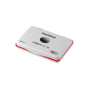 (業務用50セット) シャチハタ スタンプ台エコスHKN-3-R赤 ×50セット
