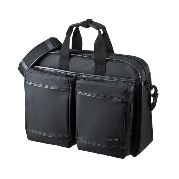 サンワサプライ 超撥水・軽量PCバッグ BAG-LW9BK