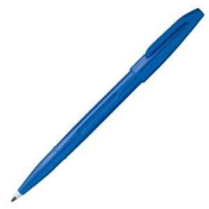 (業務用300セット) ぺんてる サインペン S520-CD 青 ×300セット