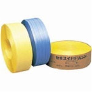 (業務用10セット) セキスイ PPバンド 手締め用 15×1000ESS 青 ×10セット