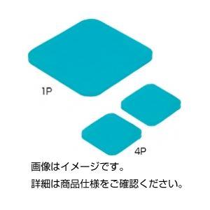(まとめ)耐震用粘着マット(地震番)4P【×10セット】