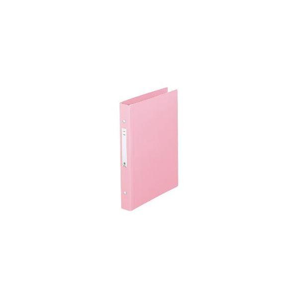 商舗 業務用10セット LIHIT LAB. メディカルサポートブック HB676-5 ピンク 返品交換不可