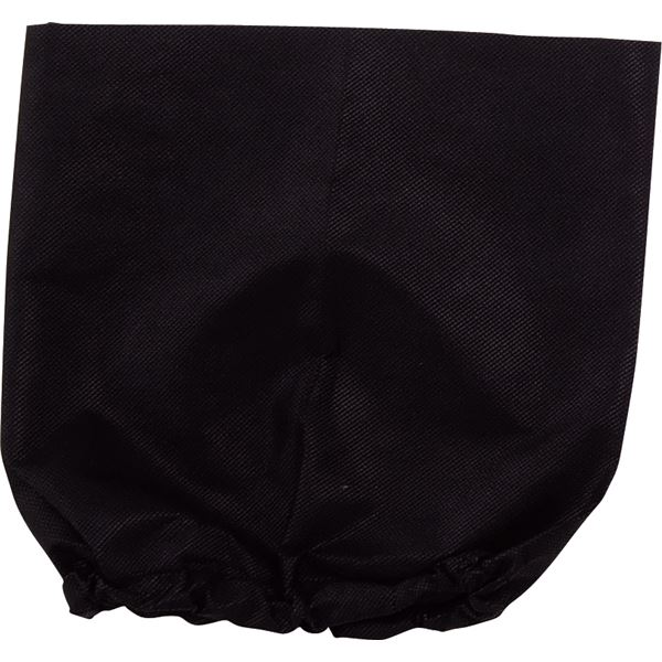 (まとめ)アーテック 衣装ベース 帽子 黒 【×40セット】
