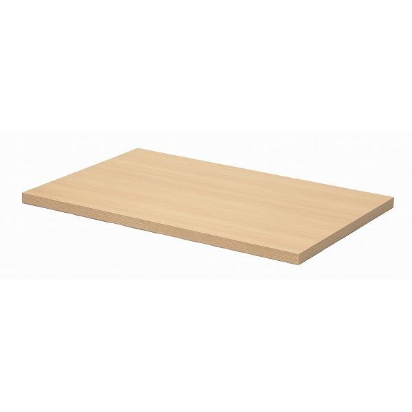 テーブルキッツ 天板S (W1000×D650×H35mm) メラミン製 ナチュラル【代引不可】