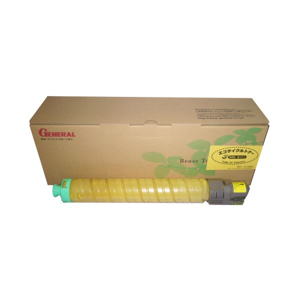 エコサイクルトナー SPトナーC830Hタイプ イエロー 1個