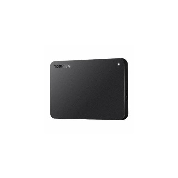 BUFFALO ポータブルHDD ブラック 2TB HD-TPA2U3-B
