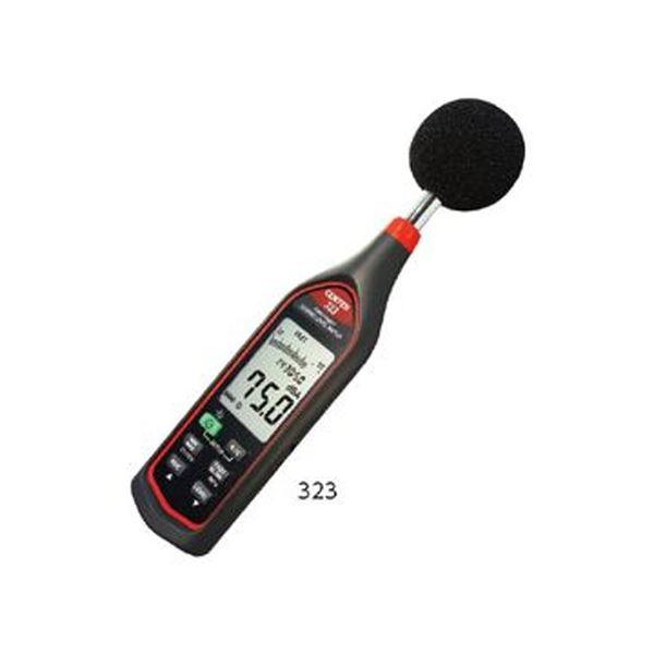デジタル騒音計 323