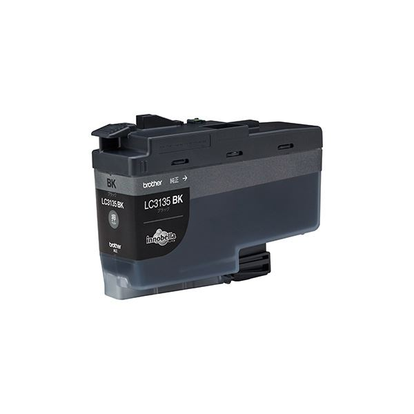 (業務用5セット)【純正品】 ブラザー LC3135BK インク 超大容量 ブラック