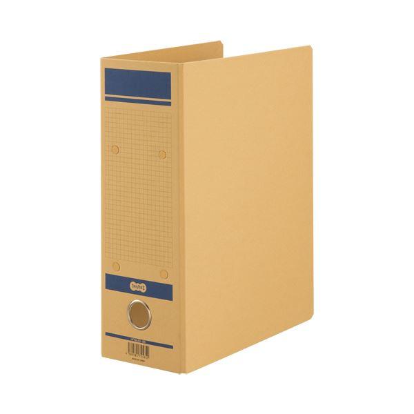 TANOSEE保存用ファイルN(片開き) A4タテ 800枚収容 80mmとじ 青 1セット(24冊)