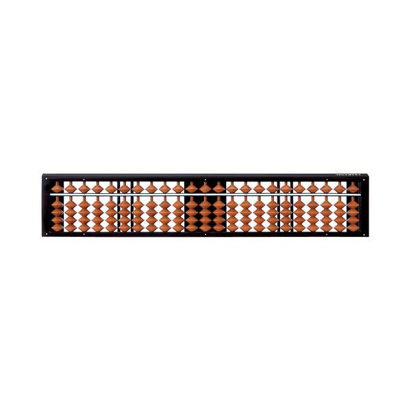 (まとめ)トモエ算盤 スタンダード算盤 43500 4×23【×5セット】