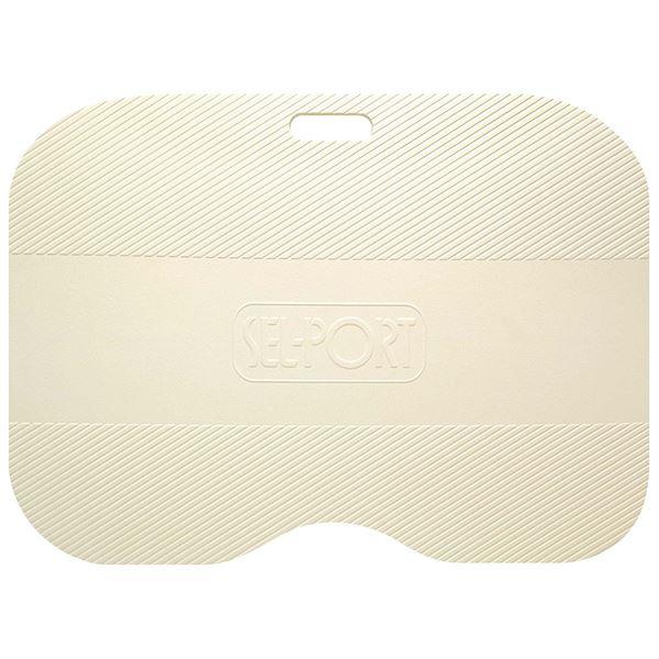 (まとめ)お風呂マット 浴室内 防カビ シャワーマット ニューセルポート IV ( 浴室マット バスマット ) 【15個セット】