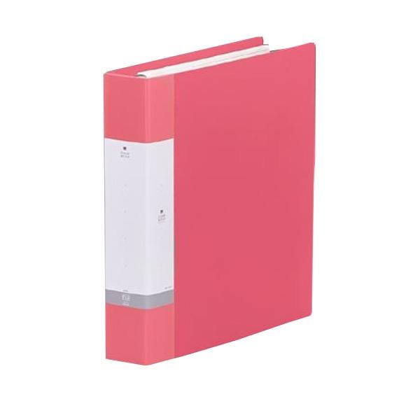 格安即決 (まとめ)LIHITLAB クリヤーブック リクエスト G3806-3 A4S 赤【×30セット】, オフィス家具のカグクロ 1af49e30