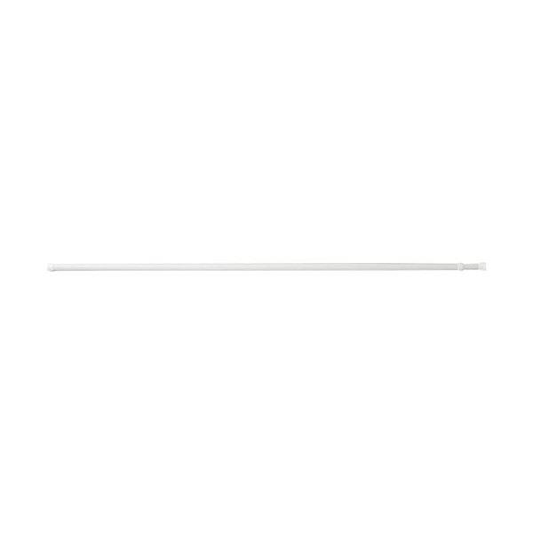 (まとめ) つっぱり棒/ポールハンガー 【LLL 長さ120~200cm】 ネジ・クギ不要 伸縮 リビングポールミニ 【×24個セット】