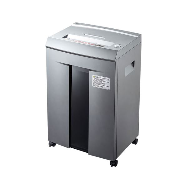 サンワサプライ ペーパー&CDシュレッダー(40分連続・マイクロカット・16枚) PSD-M4016