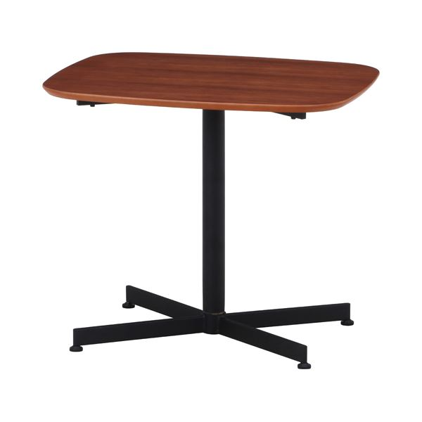 カフェテーブル レグナ 70×60cm BR ブラウン【代引不可】