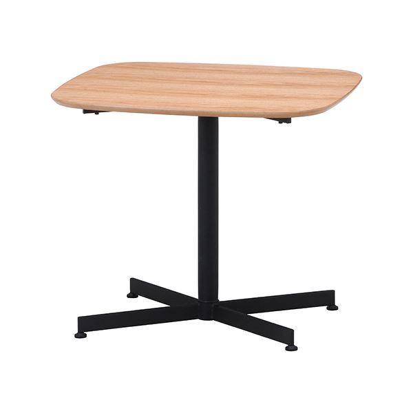 カフェテーブル レグナ 70×60cm NA ナチュラル【代引不可】