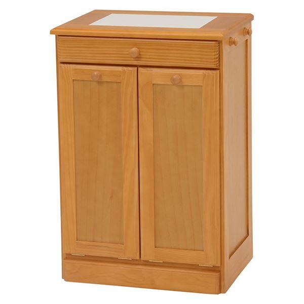移動も簡単 引き出し フック付きの天板付き天然木製 ごみ箱天然木製 キャスター 評価 ウォッシャブル フック 天板 ダストボックス ゴミ箱 ごみ箱 代引不可 木製 ナチュラル 15Lペール2個付き 約幅47cm 捧呈 台所〕 洗える 〔キッチン キャスター付き ペールボックス