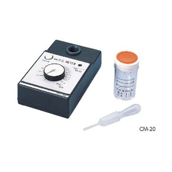 肥料濃度計(簡易ECメーター) CM-20