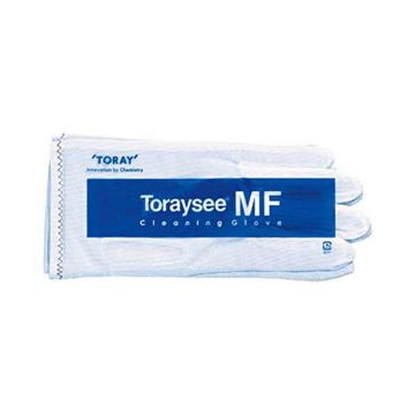 (まとめ)東レ トレシー MFグラブ MサイズMFT1-M-1P 1双【×10セット】