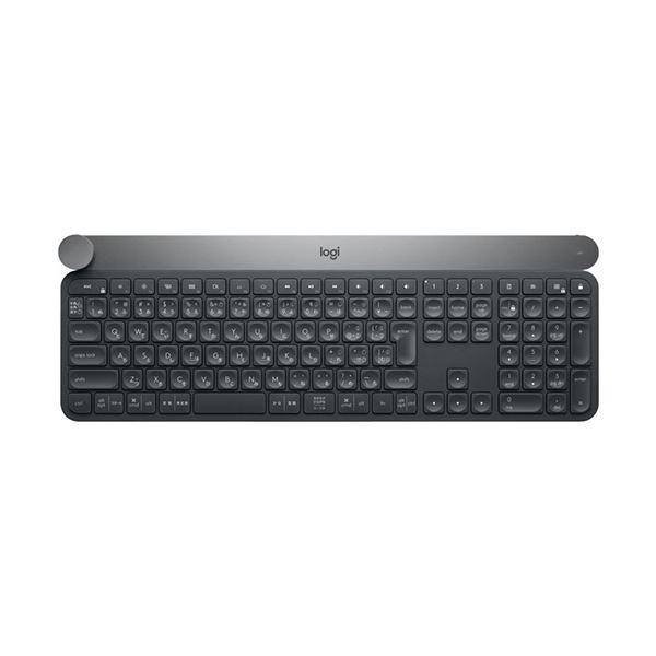 ロジクール マルチデバイスワイヤレスキーボード ブラック KX1000s 1台
