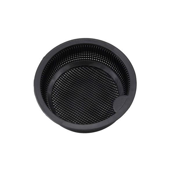 (まとめ) 排水口ストレーナー/ごみ受け 【ソフトタイプ ブラック】 キッチン標準タイプ 流し用 浅型 『Belca』 【×20個セット】