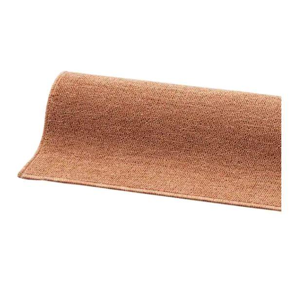 はっ水 防音 営業 こぼしても安心のはっ水機能付 子ども部屋にもおすすめ 抗菌防臭カーペット 世界の人気ブランド ブラウン 約382×382cm 本間8畳
