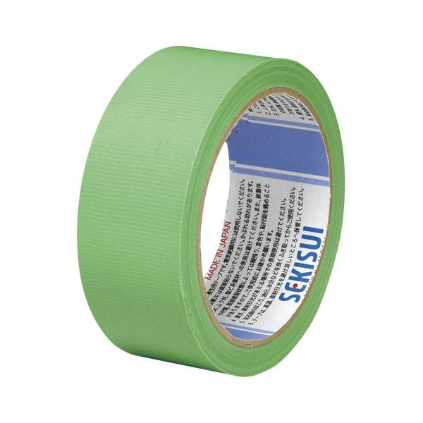 (まとめ) 積水 スパットライトテープ No.733 38mm×25m 緑【×50セット】