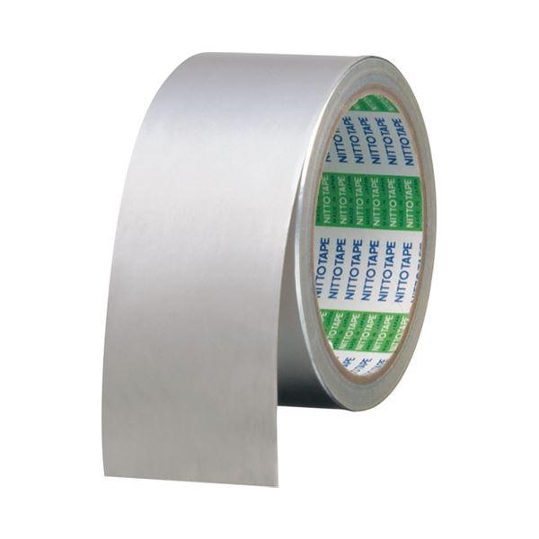 (まとめ)ニトムズ アルミテープ 50×10 J3130【×30セット】
