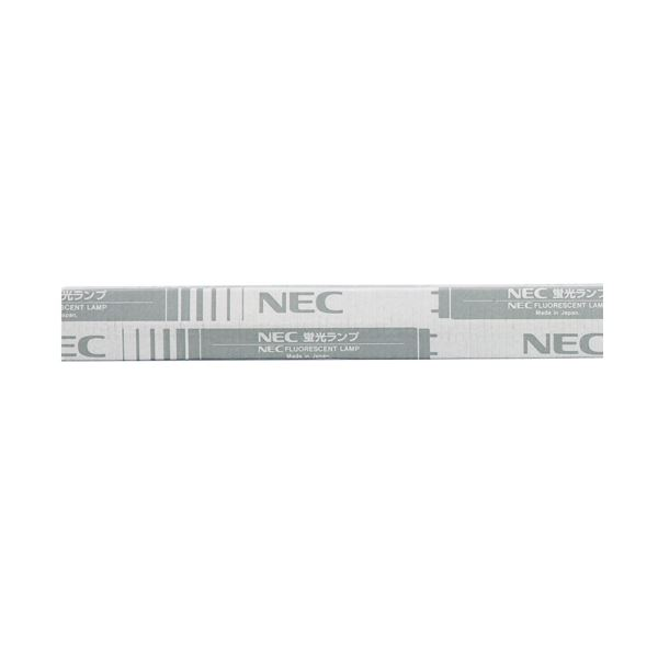 NEC 蛍光ランプ ライフラインII直管グロースタータ形 30W形 昼光色 FL30SD 1セット(25本)