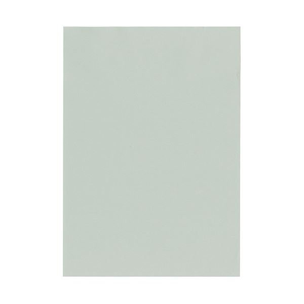 北越コーポレーション 紀州の色上質A4T目 薄口 銀鼠 1箱(4000枚:500枚×8冊)